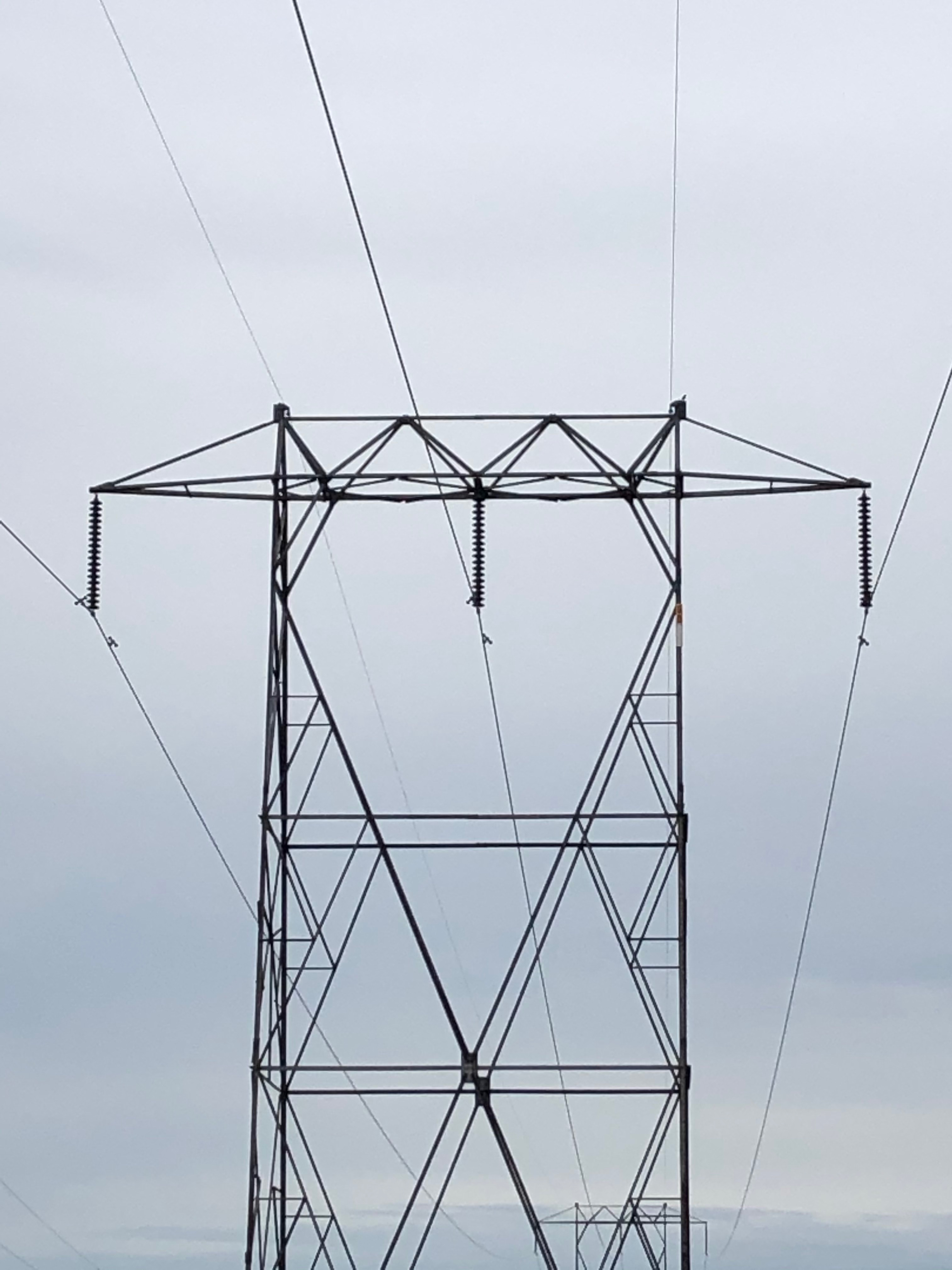 i find the heart in the power lines super cute