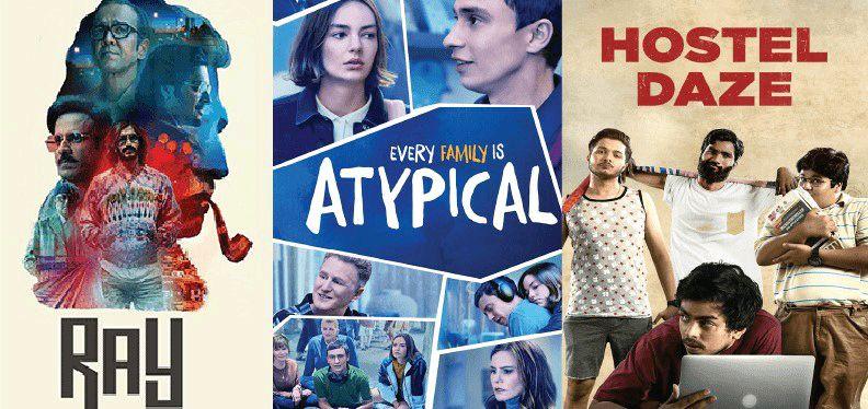 Ray - Atypical - Hostel Daze
