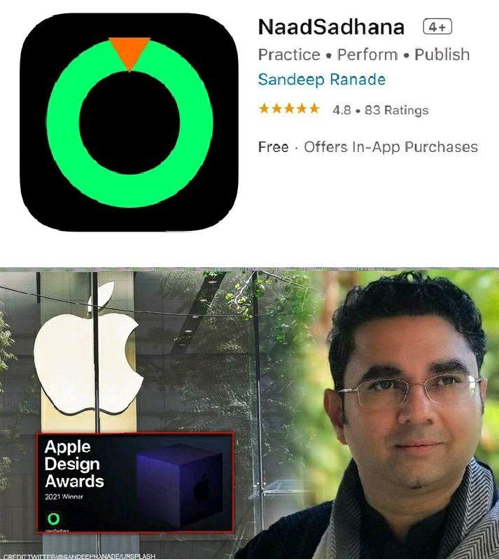 App won IOS Apple Design Awards 2021