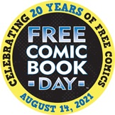 Don't forget comic book day!