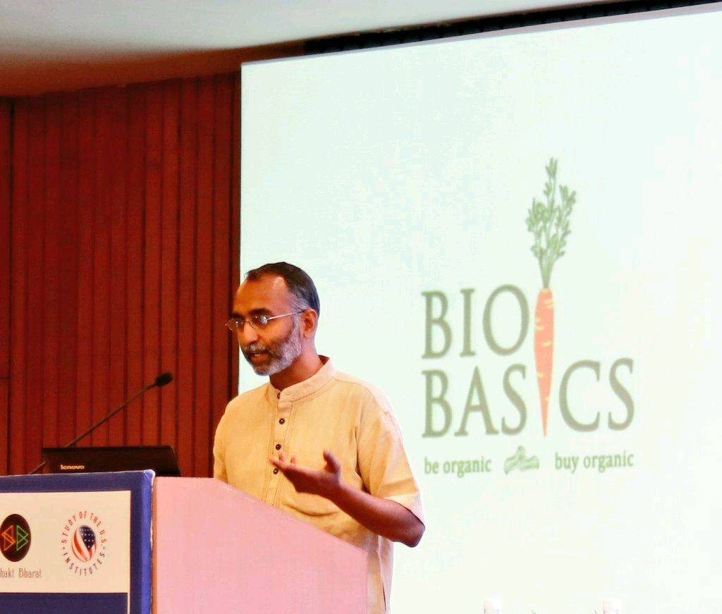 Ramesh Chandran - Founder, Bio Basics