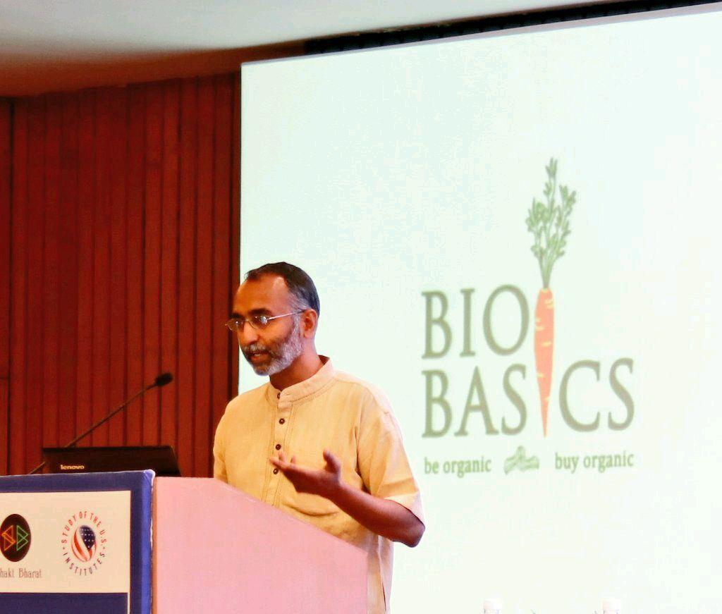 Ramesh Chandran - Founder, Bio Basics