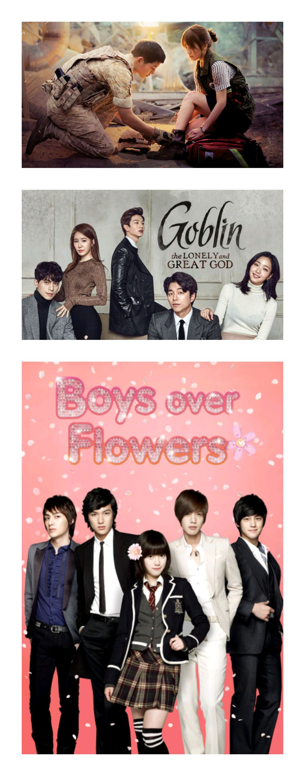 #descentsofthesun #goblin #boysoverflowers
