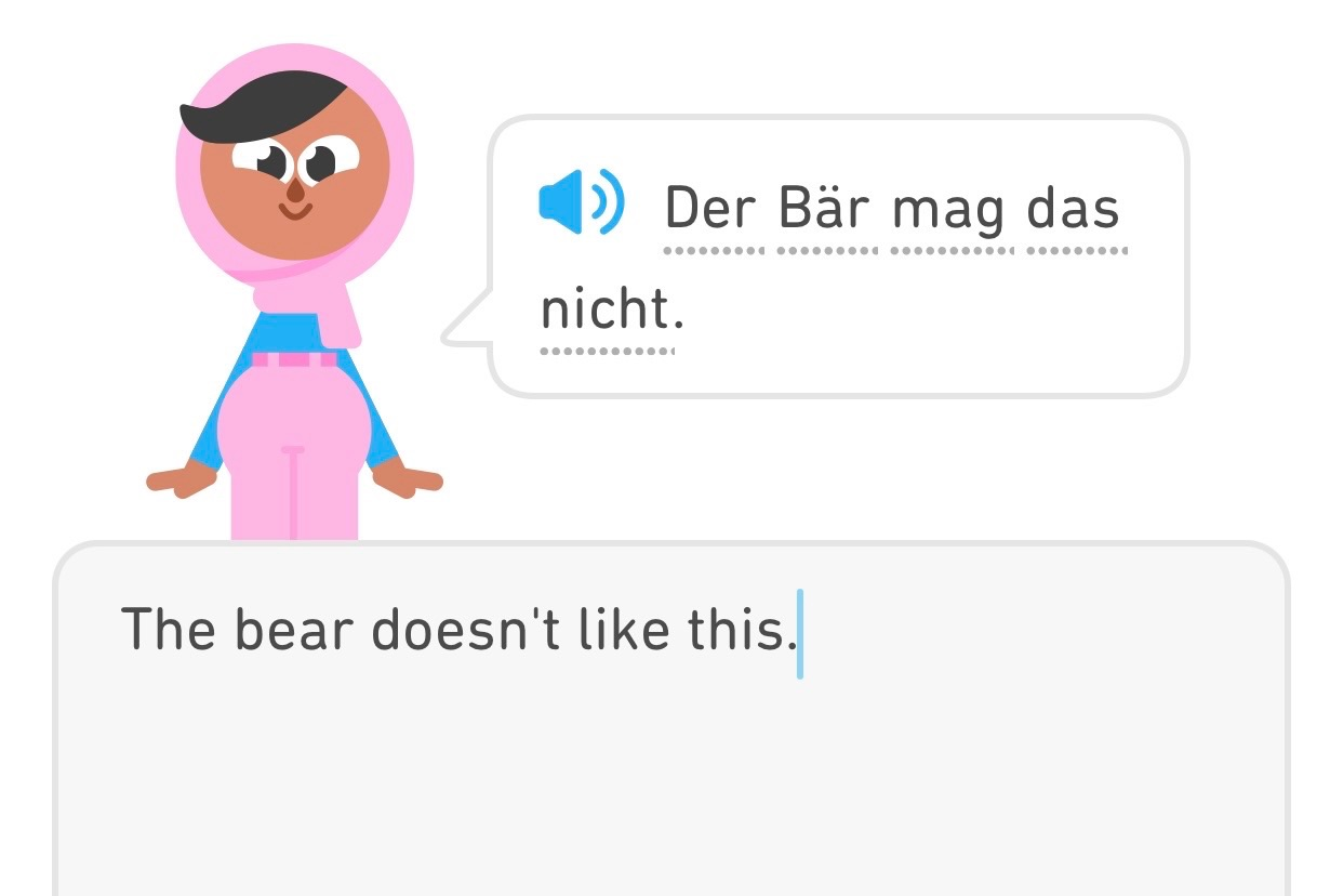 German Duolingo