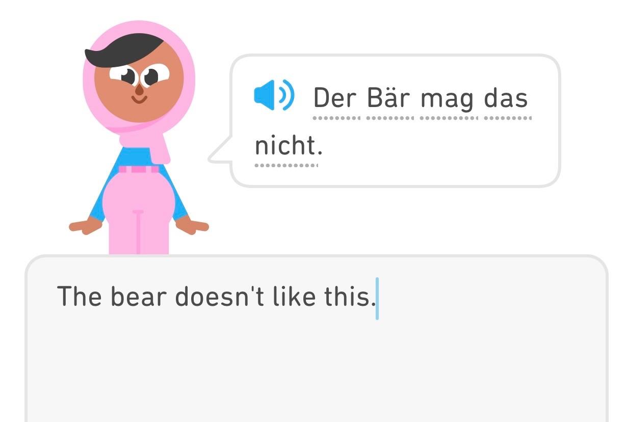 German Duolingo