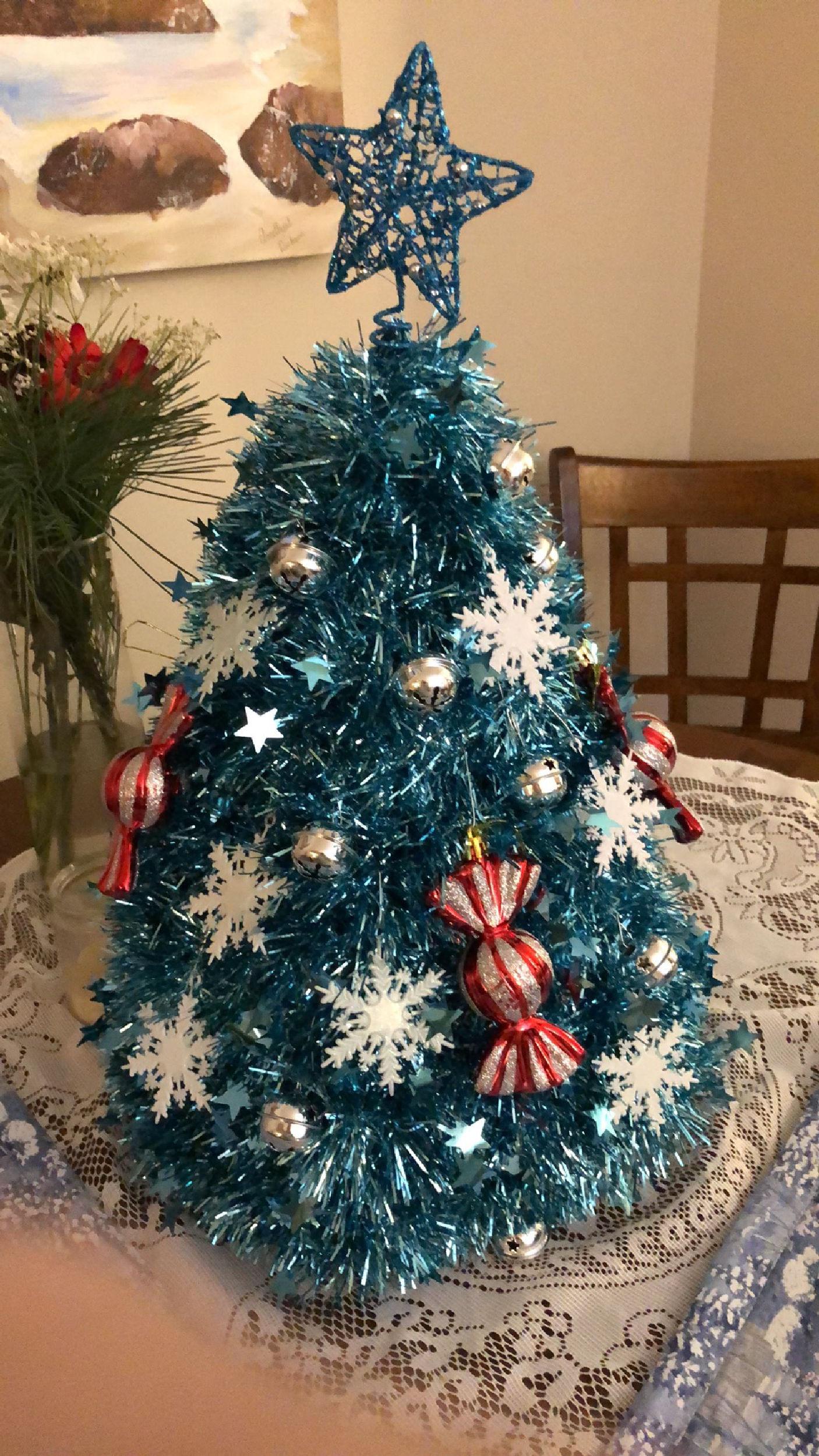 Eve of Christmas Eve Tree