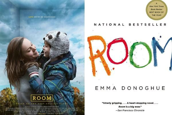 Room : Book and Film