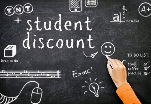 Discounts and Free stuff