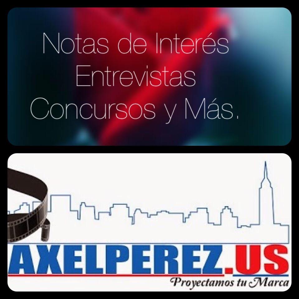 Uploaded by @AxelPerezradio