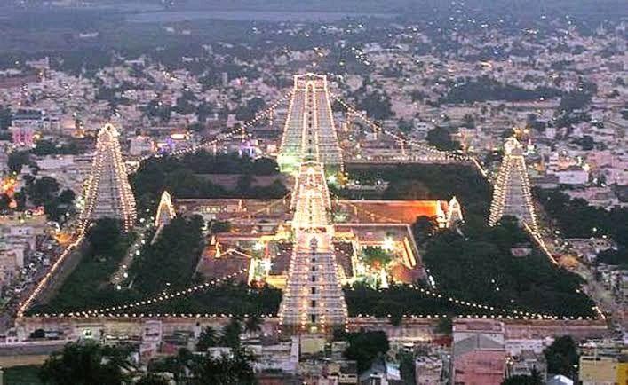 Arunachaleshwarar temple�🔥