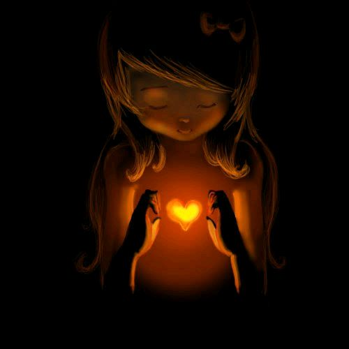Warmth in darkness