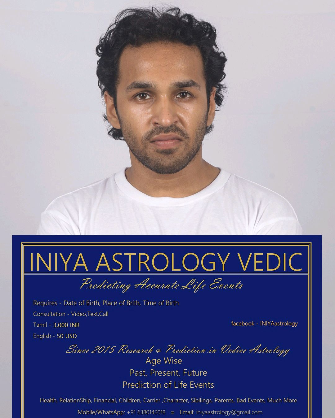 Uploaded by @INIYA-Astrology