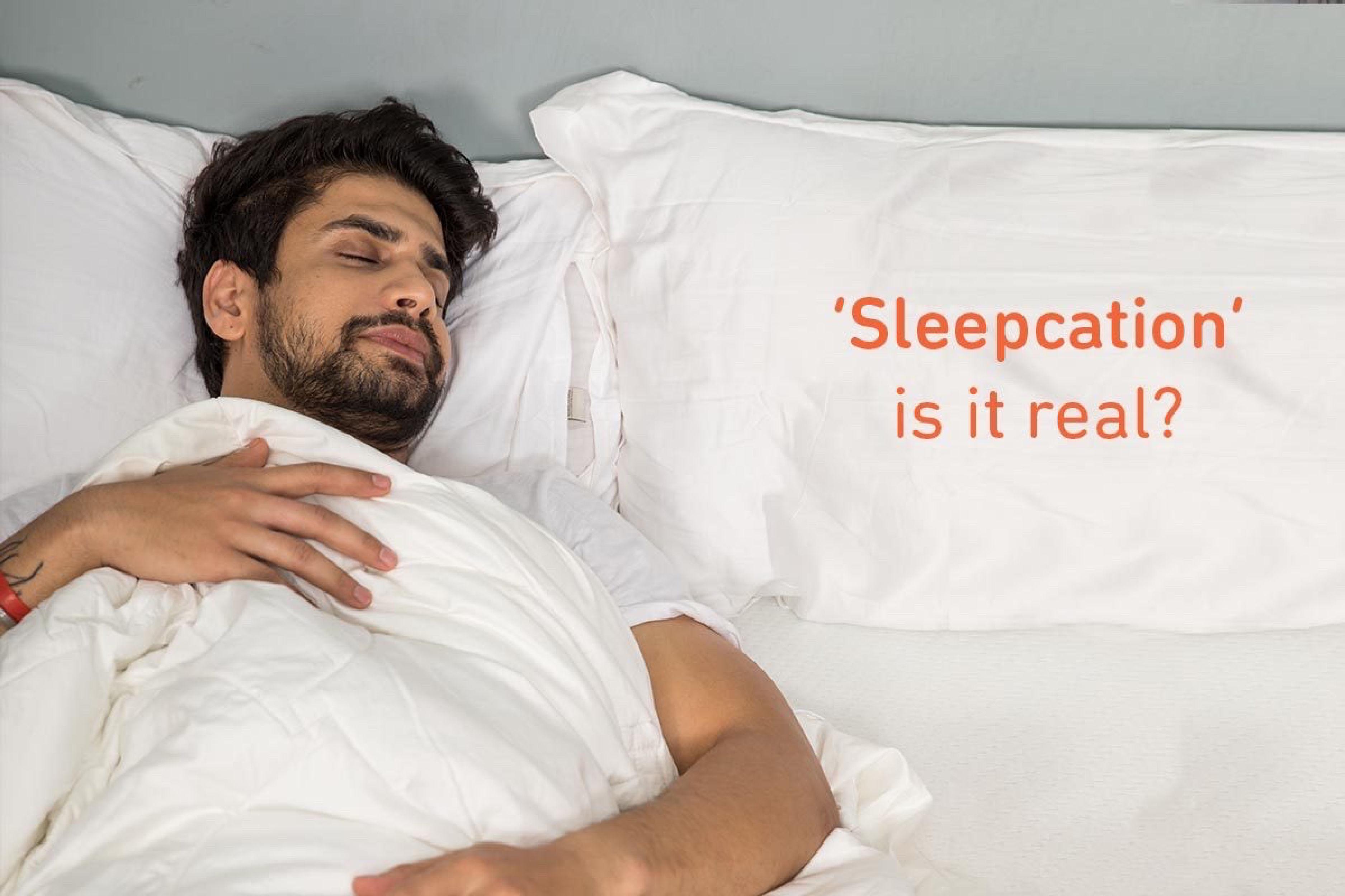 Sleep all day!