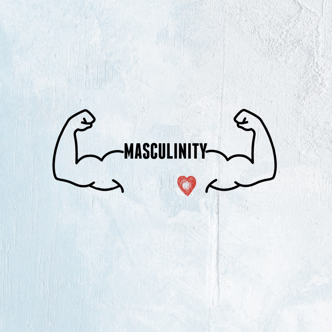 """""""Masculinity"""" are you brave enough? @SamiGrisafe"""
