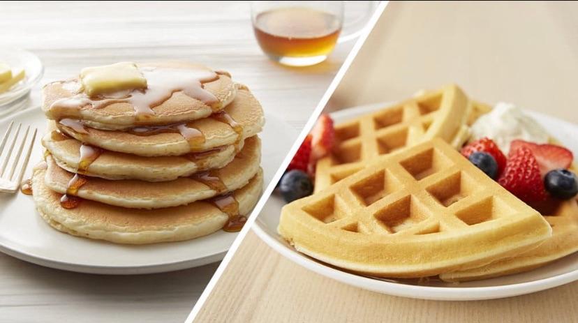 Waffles Or Pancakes?