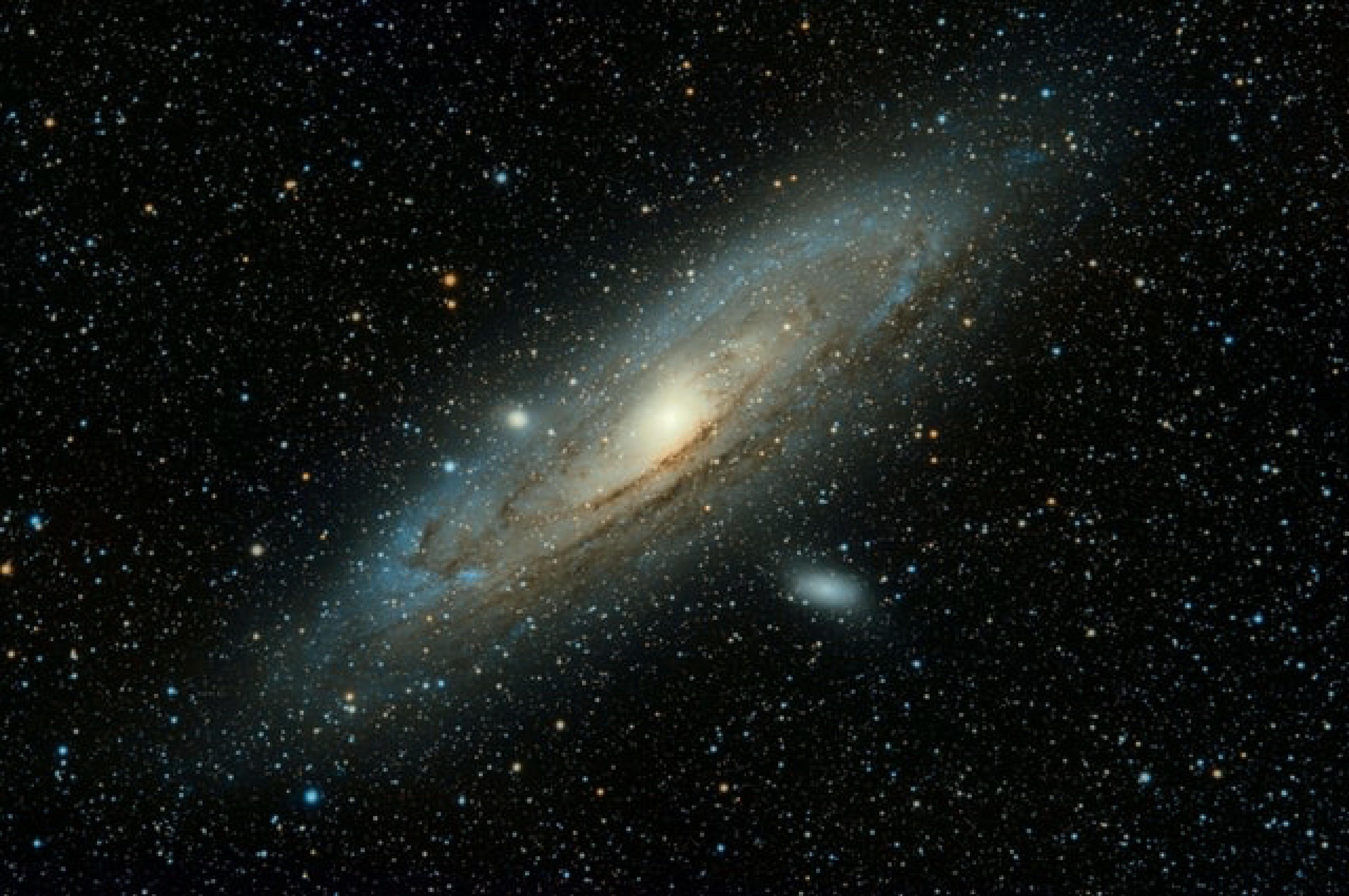 In a far away galaxy....