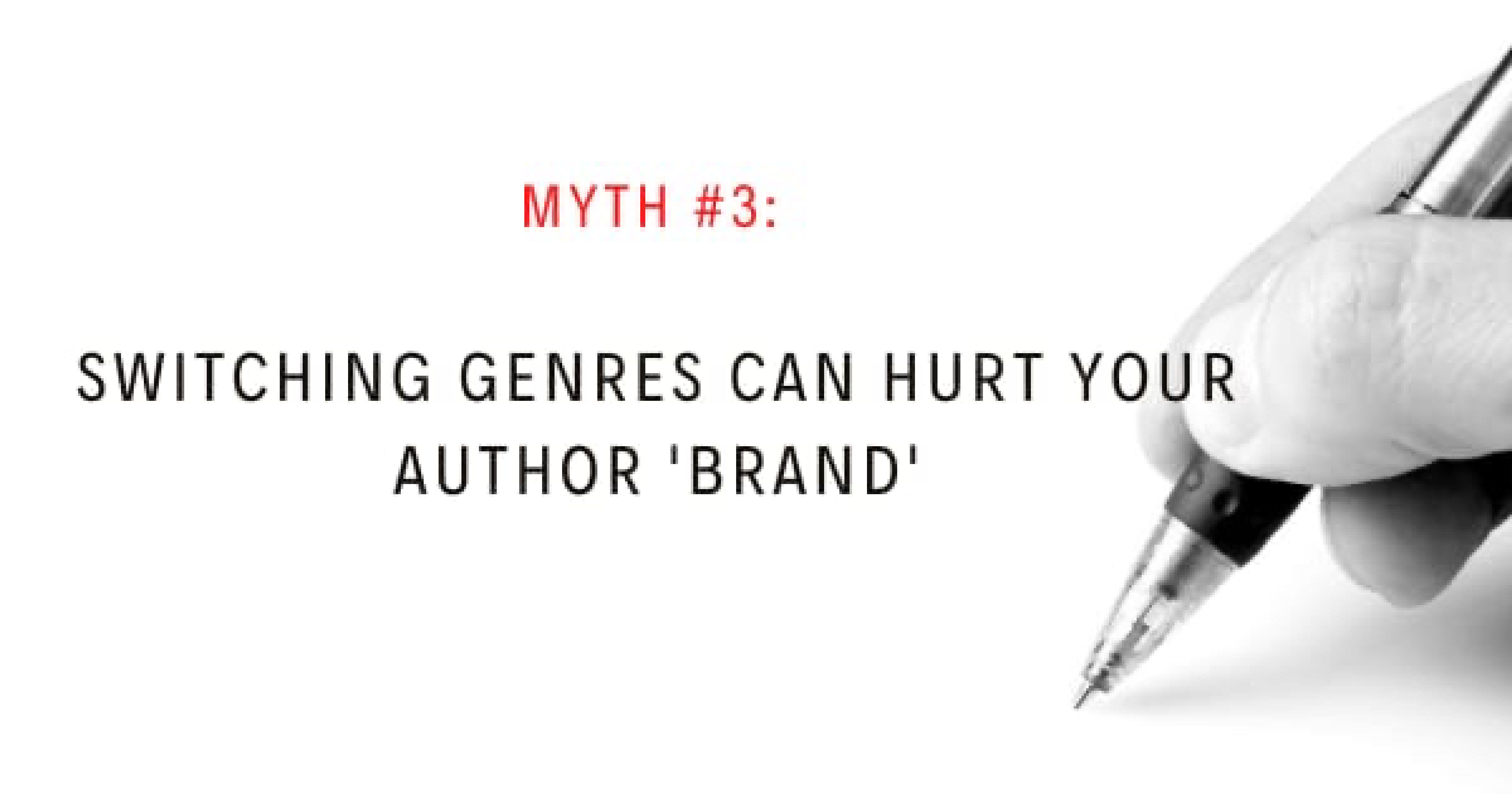 Busting Writing Myths #3
