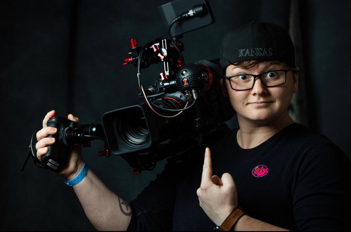 Director, Sav Rodgers
