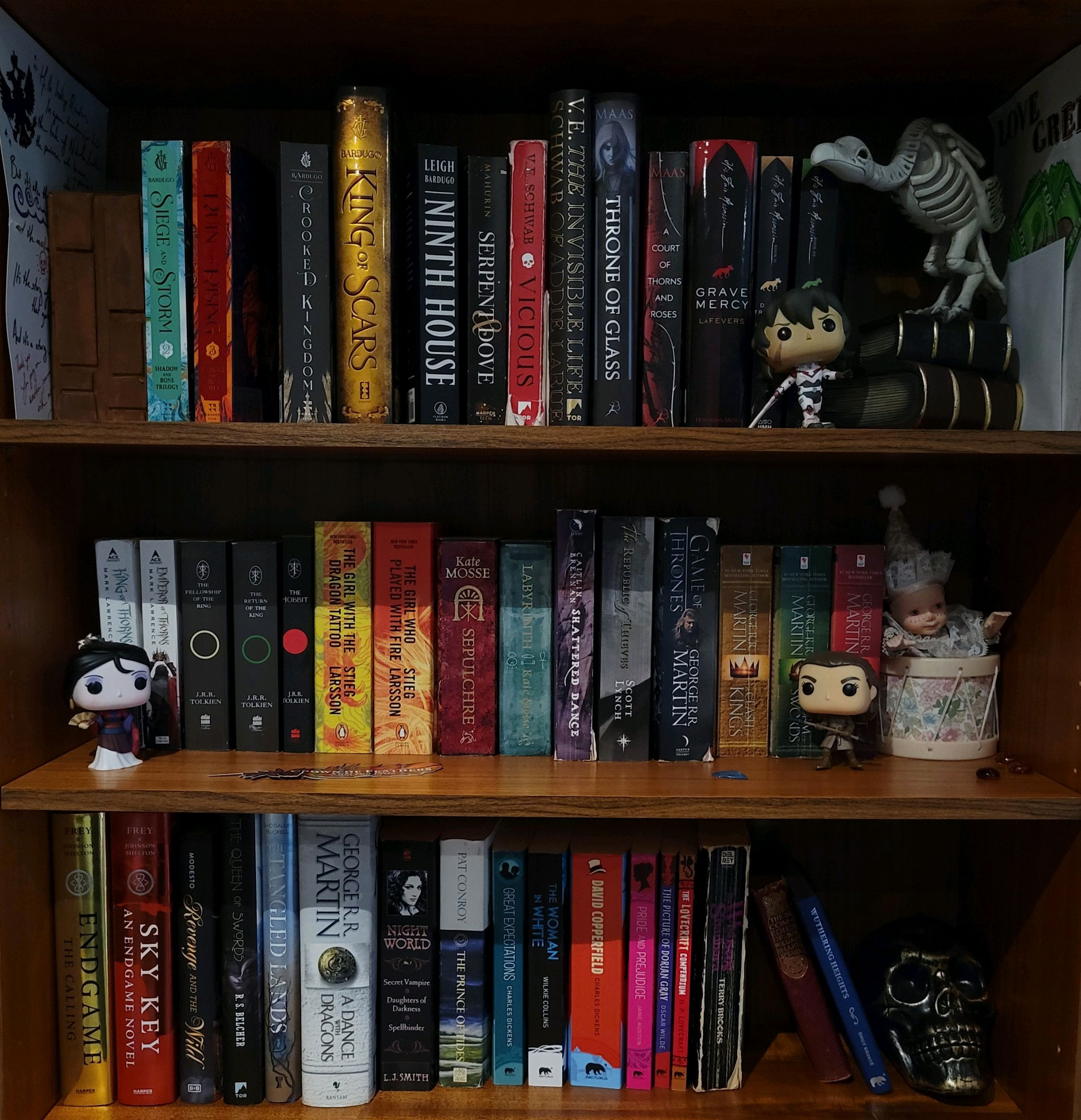 Books, books, and more books :) Taken by @r_sylvar