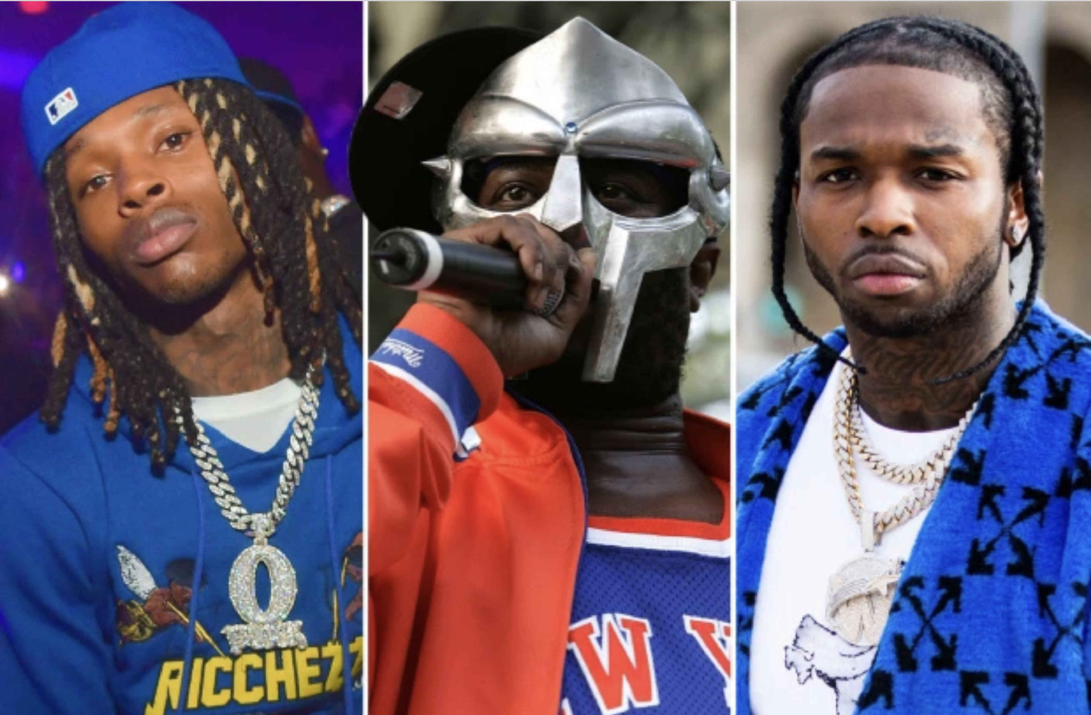 Rappers dieing with no protection
