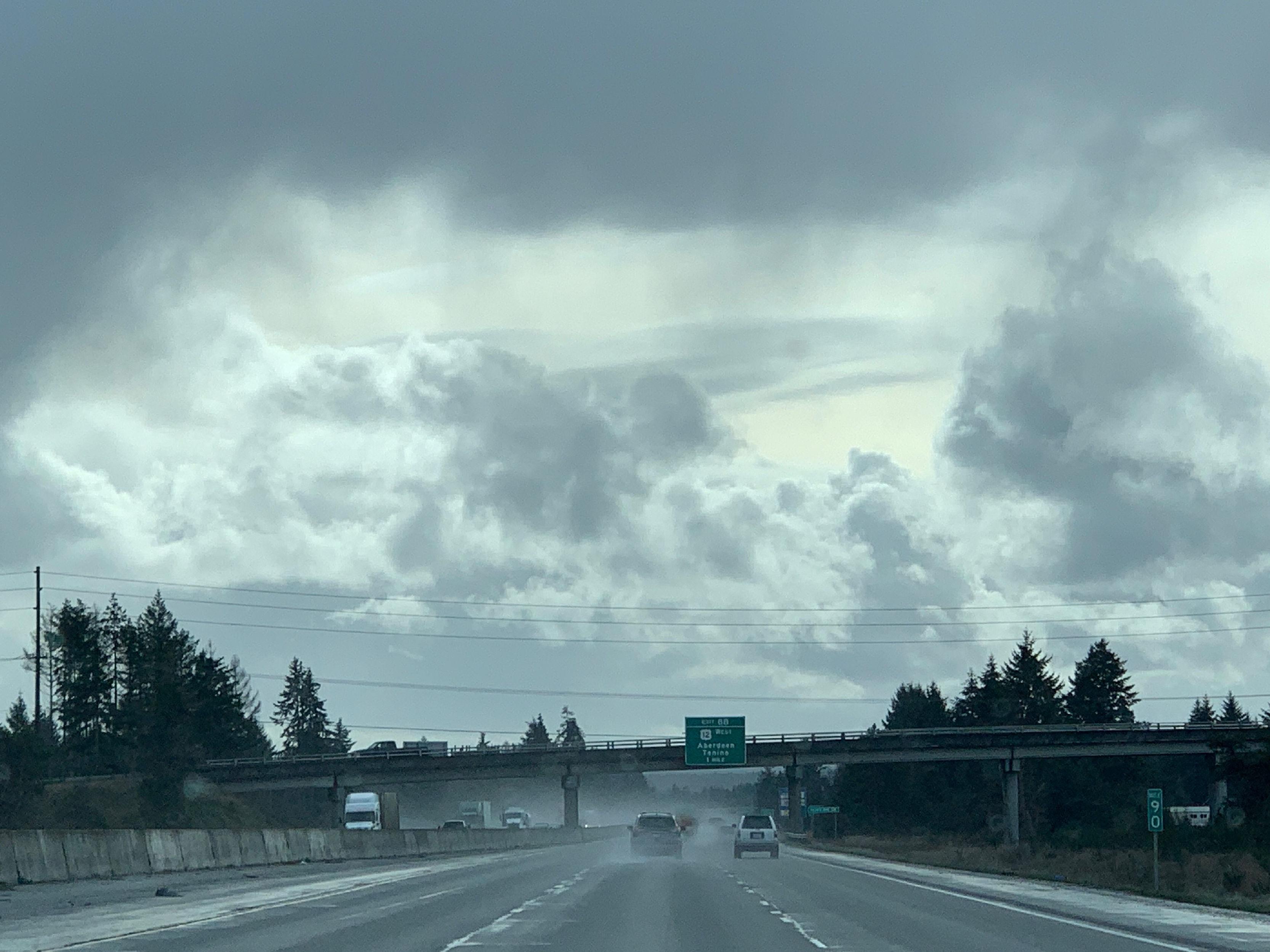 I-5 Clouds