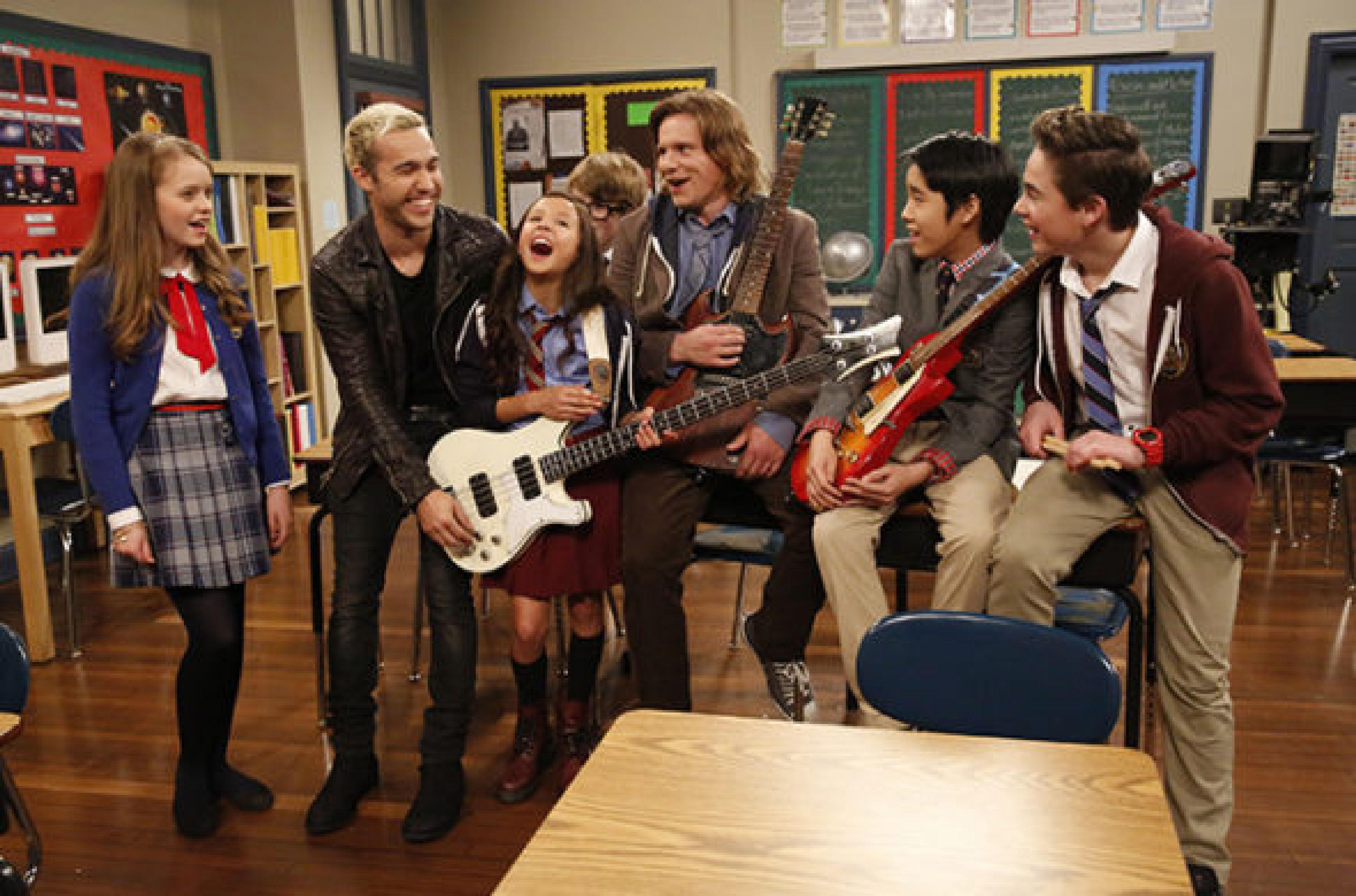 School of Rock TV Show