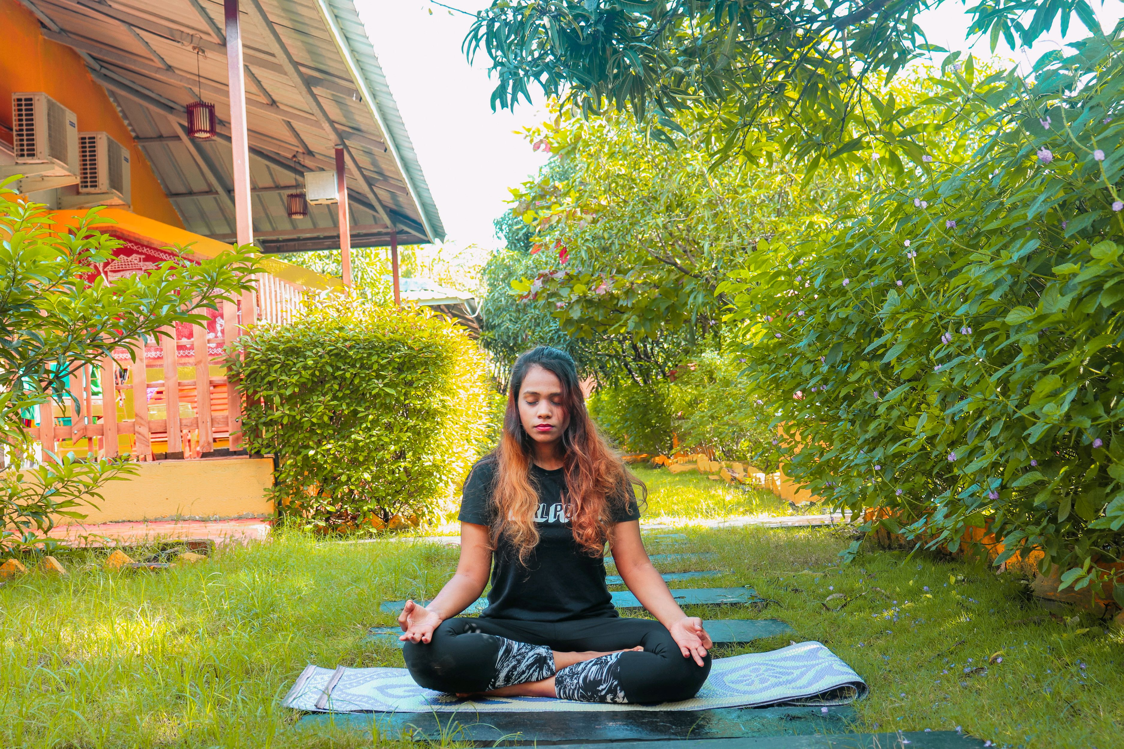 Practice Yoga and Experience the transformation
