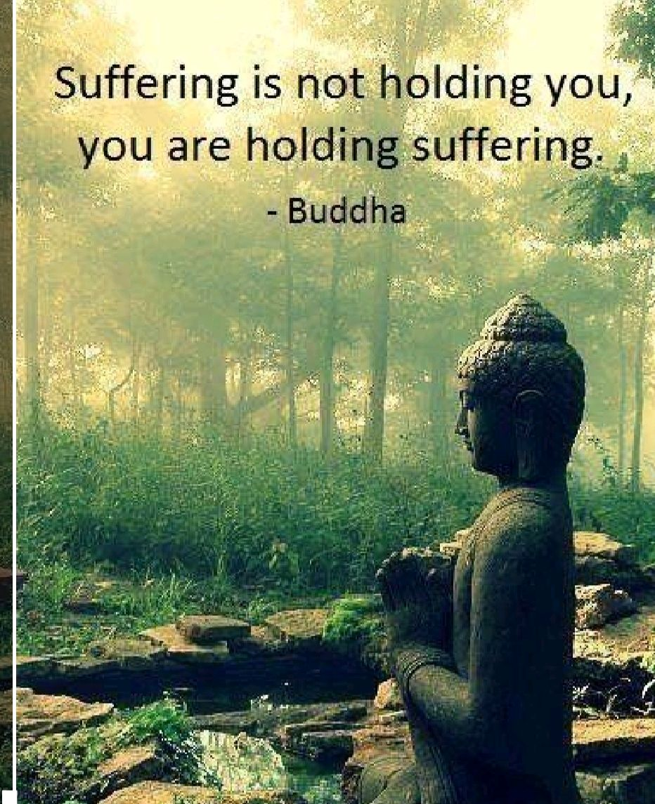 Lord Buddha and the Truth.