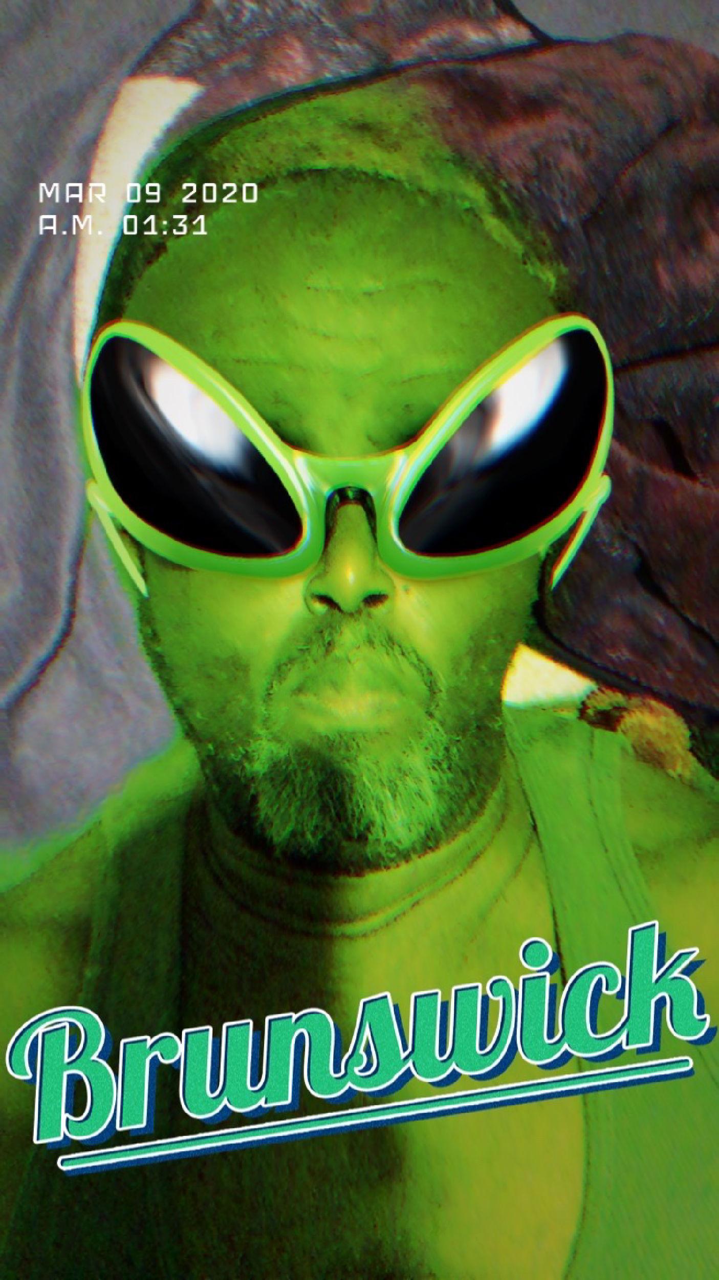 Alien to myself