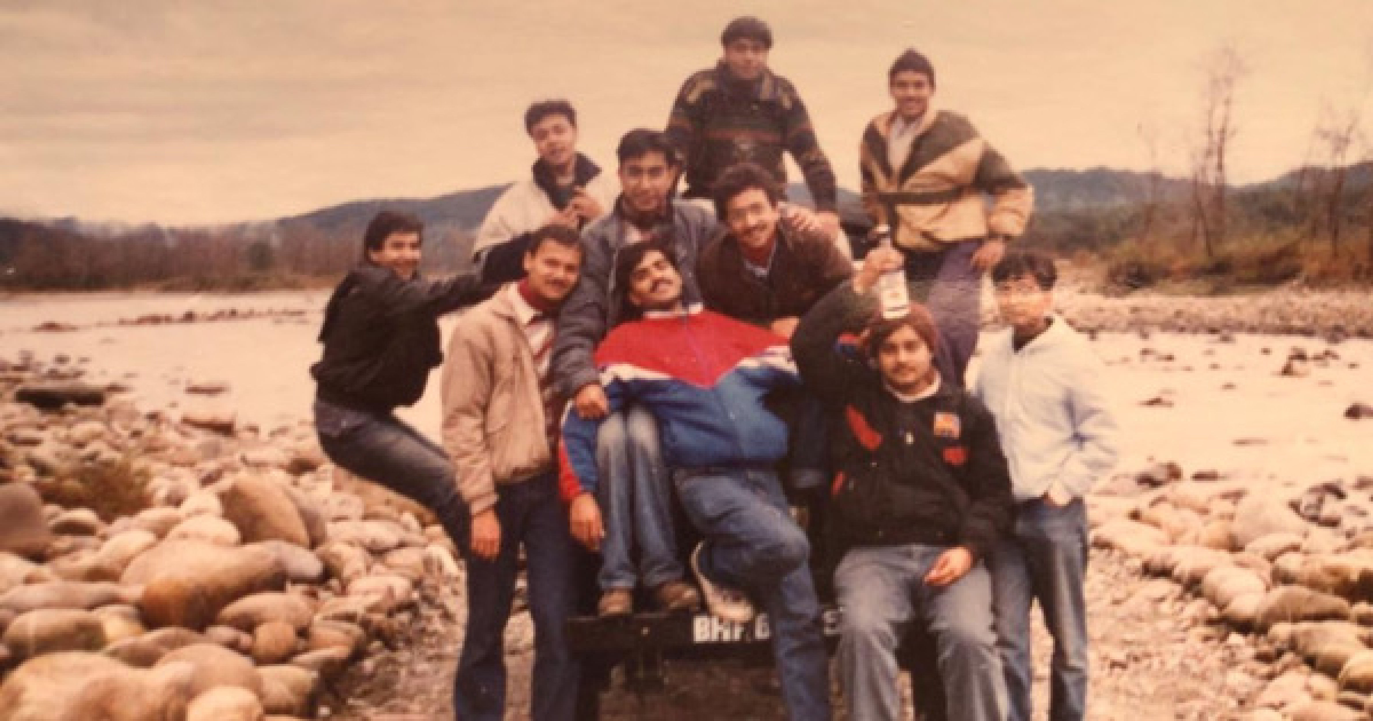 Trip to hill station