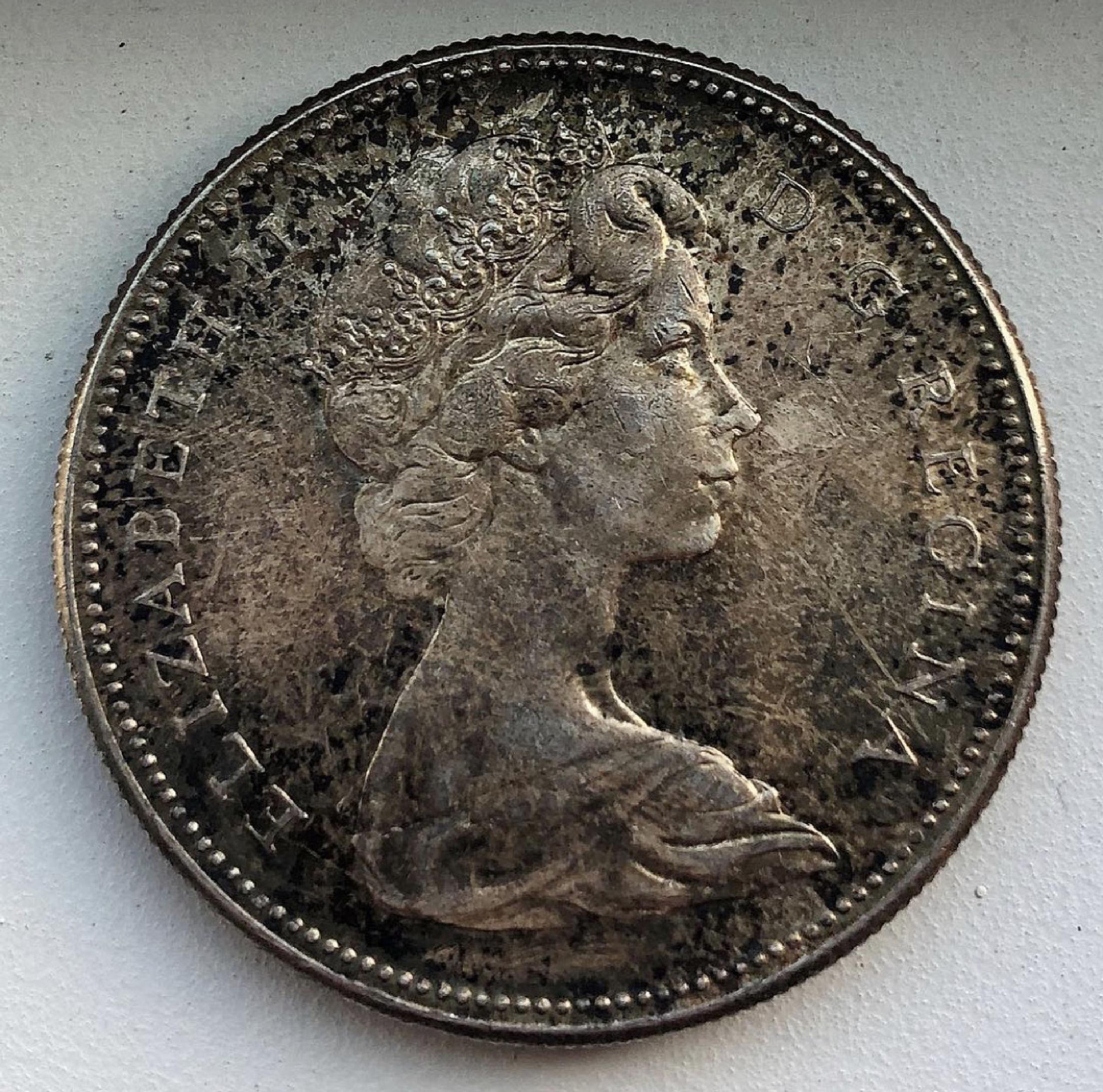 1967 Canadian Dollar