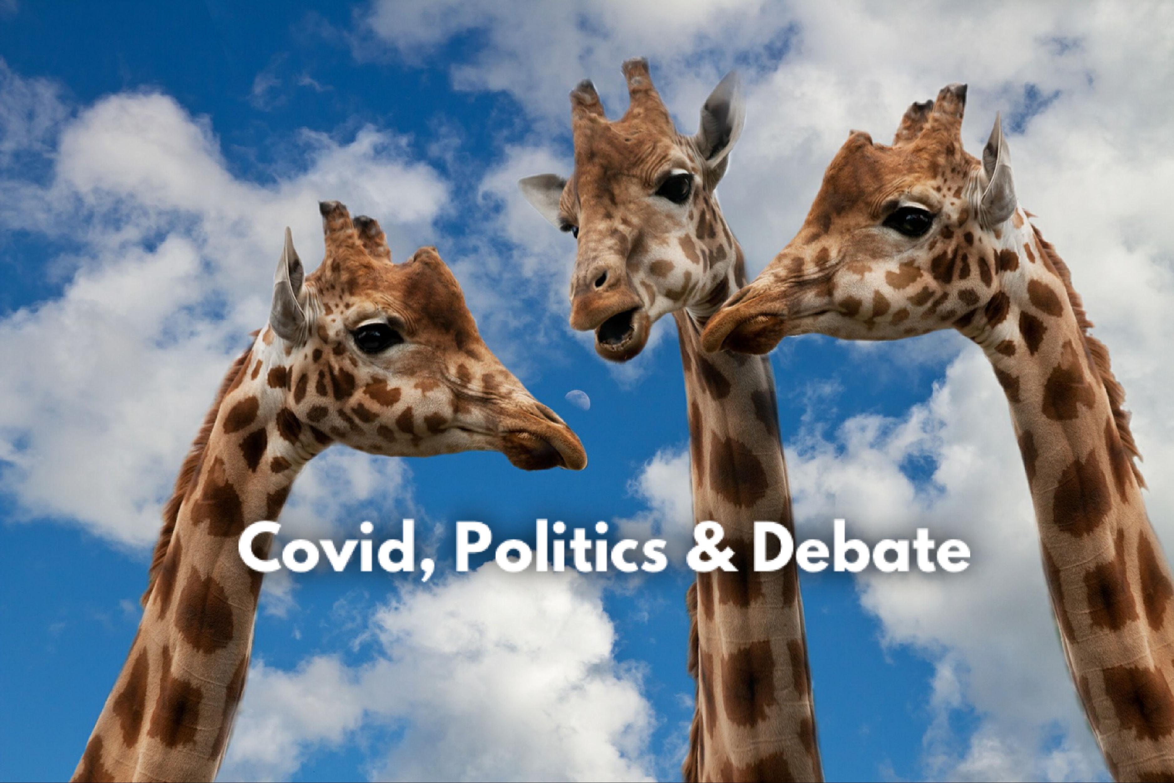 COVID Politics & Debate