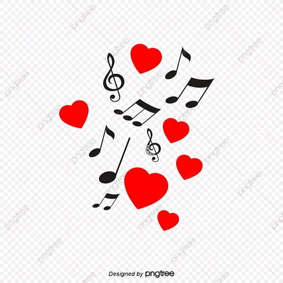 Love for music...🎵💓✨