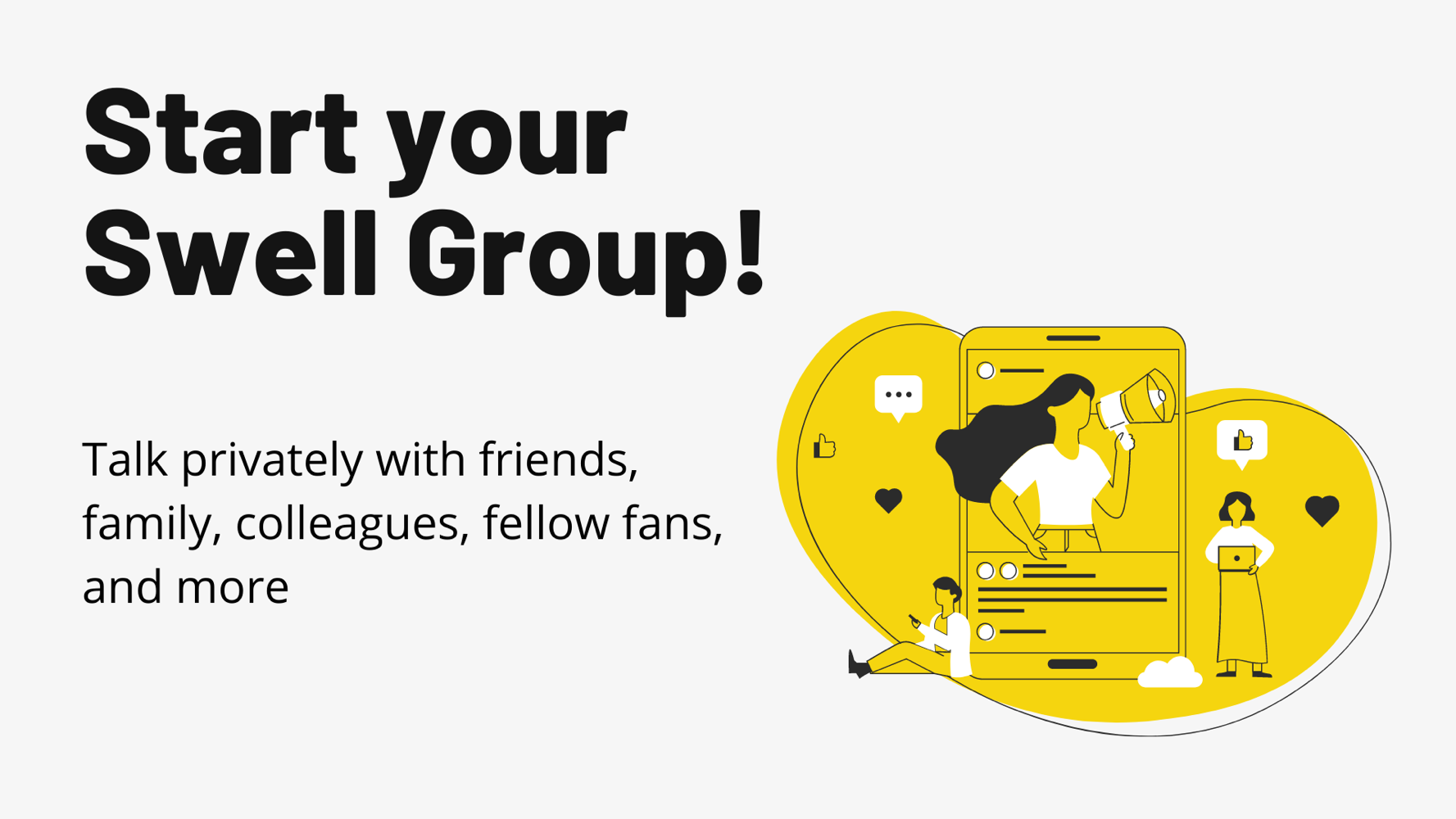 Swell Groups