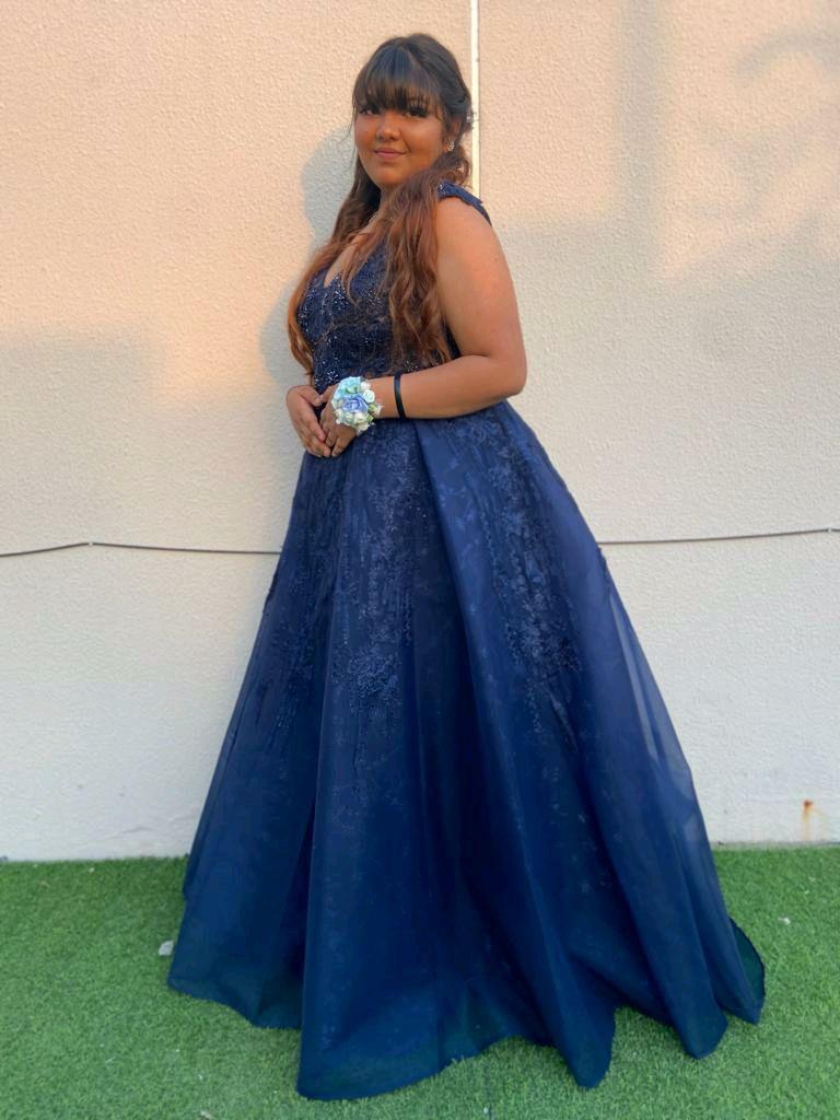 Uploaded by @Sheaden_02 -Me in my Prom Dress